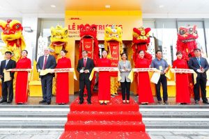 DHL khai trương Trung tâm khai thác lớn nhất Hà Nội tại Trung tâm Logistics Hateco