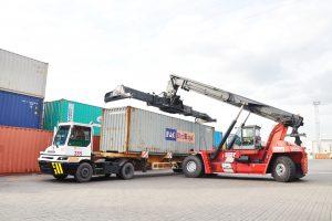 ICD Long Biên: Đòn bẩy phát triển dịch vụ logistics vùng Thủ đô