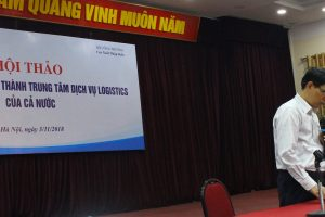 Seminar and workshop – Solutions for Hanoi to be the national logistics service center